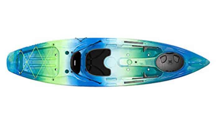 Perception Pescador 10 Kayak Review