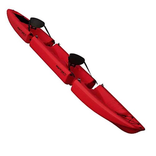 Point 65° N Apollo Tandem Modular Fishing Kayak