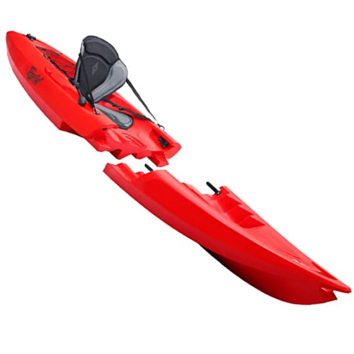 Point 65° N Tequila! GTX Solo Modular Fishing Kayak