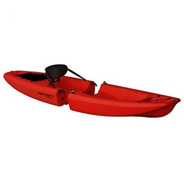 Point 65 Sweden Apollo Solo RED Modular Fishing Kayak