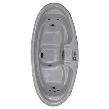 QCA Spas Gemini Plug and Play 2 Person Hot Tub
