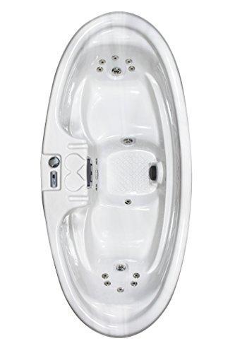 QCA Spas Oval 2 Person Hot Tub