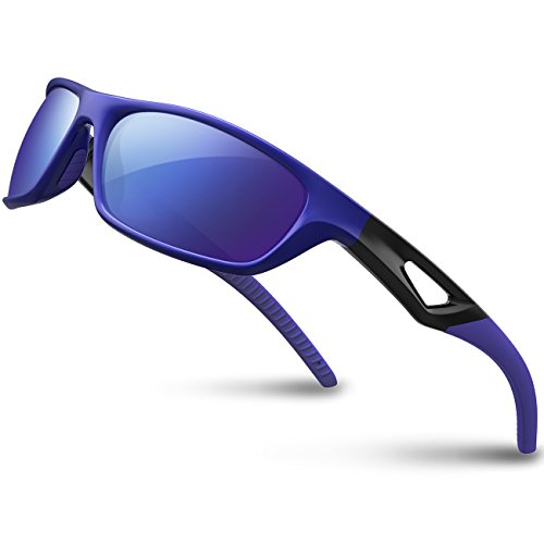 RIVBOS Polarized Sport Sunglasses
