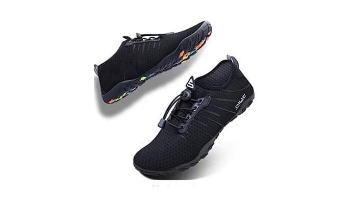 SIMARI Mens Womens Water Shoes Review