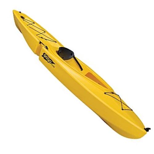 Snap Kayaks Scout Solo Modular Fishing Kayak
