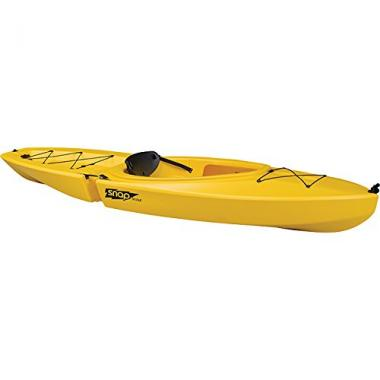 SNAP KAYAKS Scout Solo Modular Fishing Kayak
