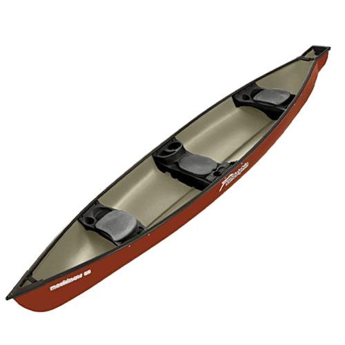 Sun Dolphin Mackinaw SS 15.6 Family Canoe