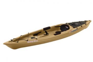 SUNDOLPHIN Sun Dolphin Journey 12-Foot Sit On Top Fishing Kayak