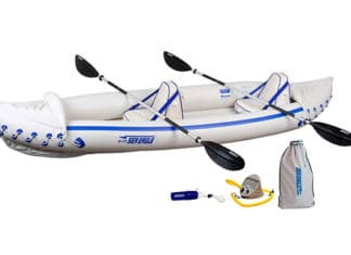 Sea_Eagle_SE_370_Inflatable_Kayak_Review