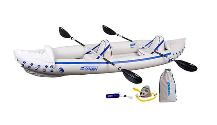 Sea Eagle SE 370 Inflatable Kayak Review