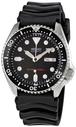 Seiko Men's Automatic Analogue Waterproof Watch