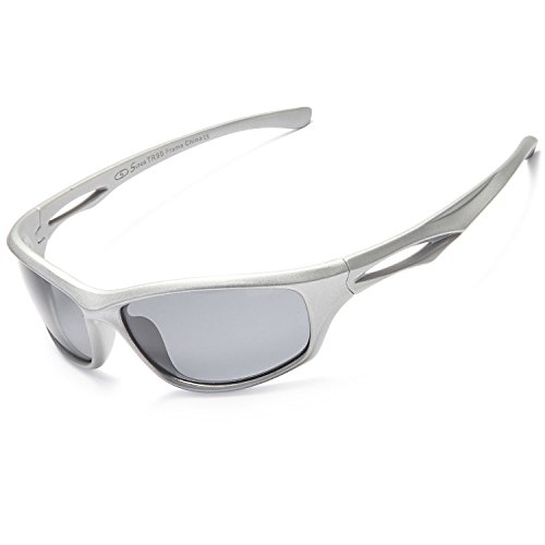 Siren Polarized Sport Sunglasses