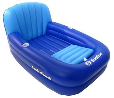 Swimline Solstice Cooler Couch Pool Lounge Float