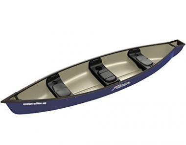Sun Dolphin Scout Elite SS Family Canoe