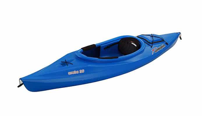 Sun Dolphin Aruba 10 Kayak Review