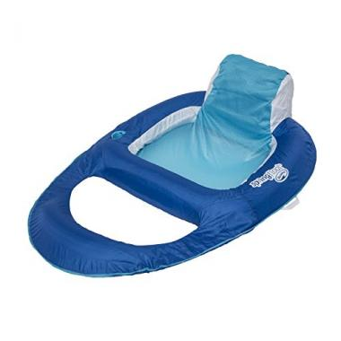 SwimWays Spring Recliner Pool Lounge Float