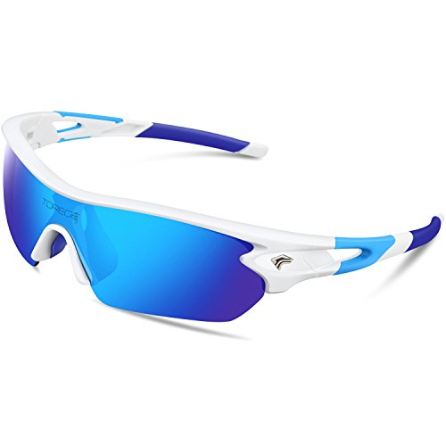 Torege Polarized Sport Sunglasses