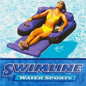 Swimline Ultimate Fabric Covered Pool Lounge Float