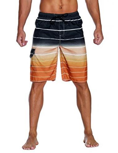 Unitop Men's Beach Boardshort