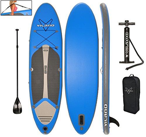 Vilano Navigator Inflatable Paddle Board