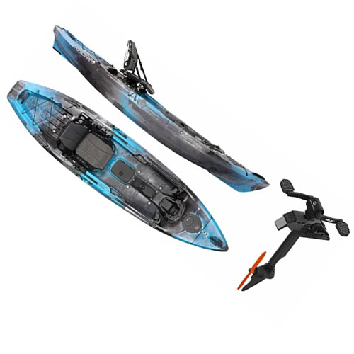 Wilderness Systems Radar 115 Pedal Fishing Kayak