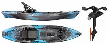 Wilderness Systems Radar 115 Fishing Kayak With Pedals