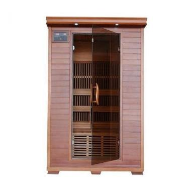 Heat Wave Yukon 2 Person Infrared Sauna