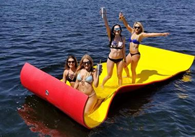 iFloats Water Pad Party Floating Water Mat