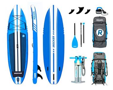 iROCKER All-Around Inflatable Stand Up Paddle Board 11'iRocker Paddle Boards
