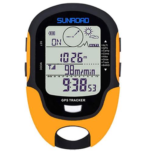 SUNROAD GPS Tracker Barometer