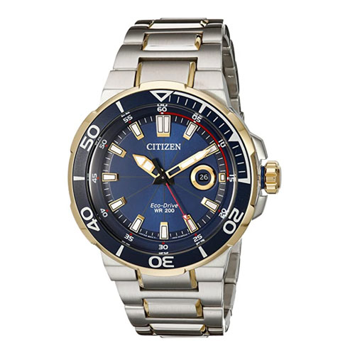 Citizen Eco-Drive Men's Endeavor Dive Watch