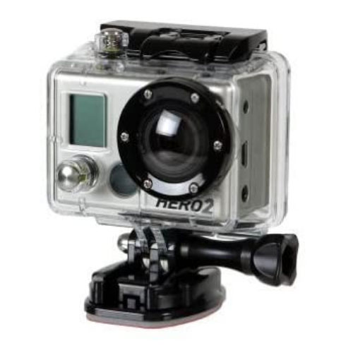 GoPro HD Hero 2 Camera For Surfing