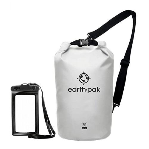 Earth Pak Reliable Protection Dry Sailing Bag