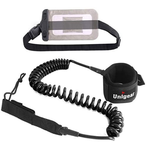 Unigear Premium Surfboard Leash