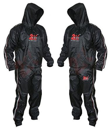 2Fit® Heavy Duty Sweat Sauna Suit