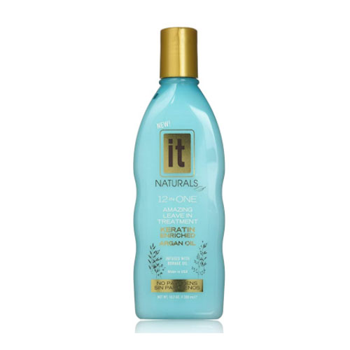 Freeze IT NATURALS 12-in-ONE Argan Oil Leave-In Treatment
