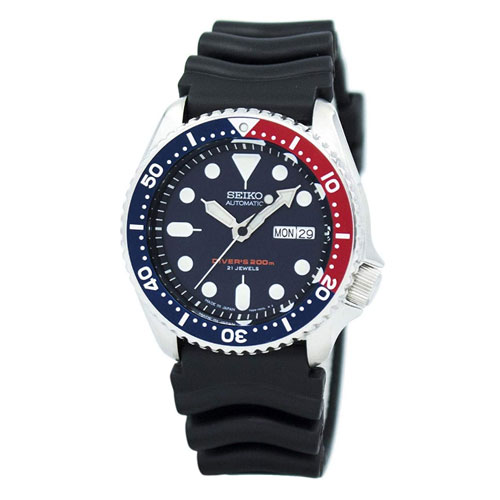 Seiko Divers Automatic Blue Dial Men's Dive Watch