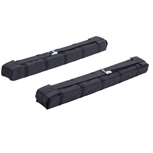 Orion Motor Tech Universal Car Soft Roof Rack Pad