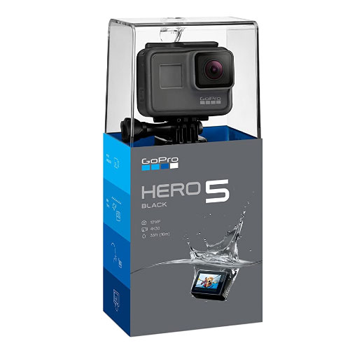 GoPro HERO 5 Black Camera For Surfing