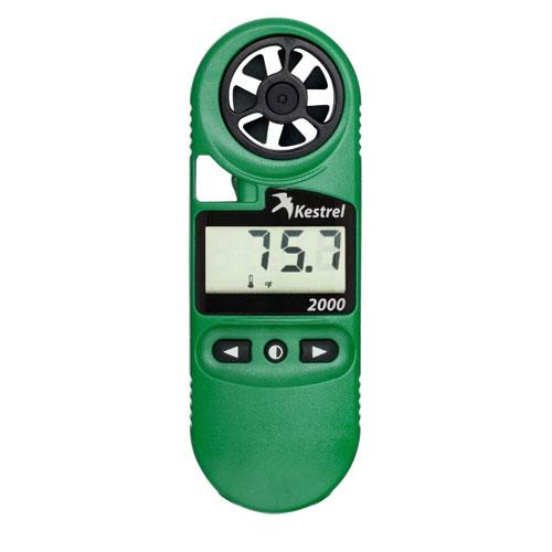 Kestrel 2000 Pocket Anemometer