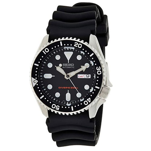 Seiko Men's SKX007K Automatic Dive Watch