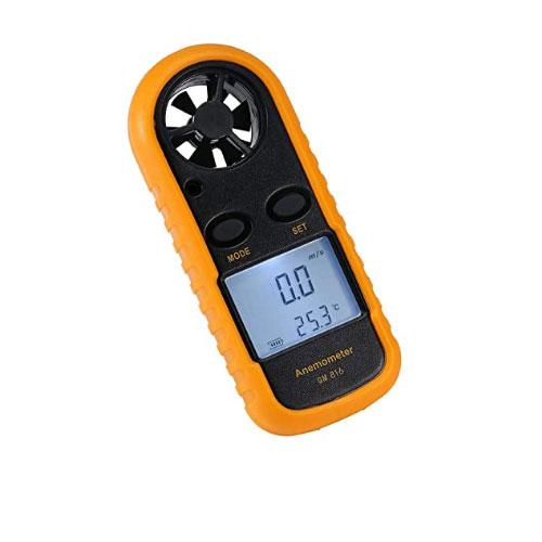 Amgaze Handheld Digital Anemometer