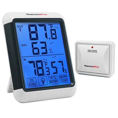 ThermoPro TP65A Digital Barometer