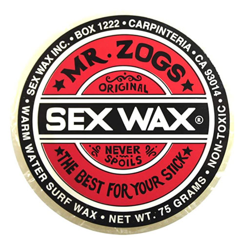 Mr. Zogs Original Sex Wax