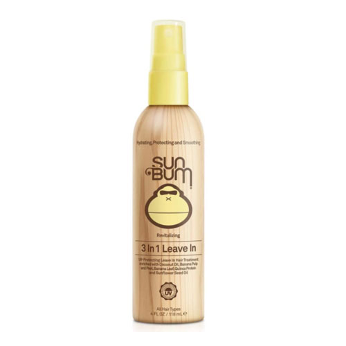 Sun Bum Revitalizing 3 in 1 Hair Conditioner Spray