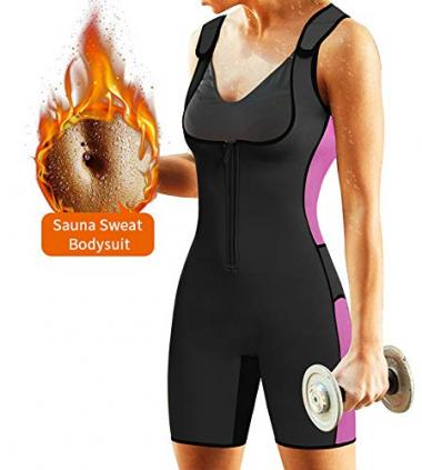 AGROSTE Women's Full Body Sauna Suit