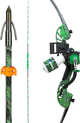 AMS Bowfishing Water Moc Recurve Kit Bowfishing Bow