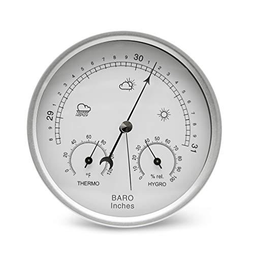 AMTAST Dial Type Barometer