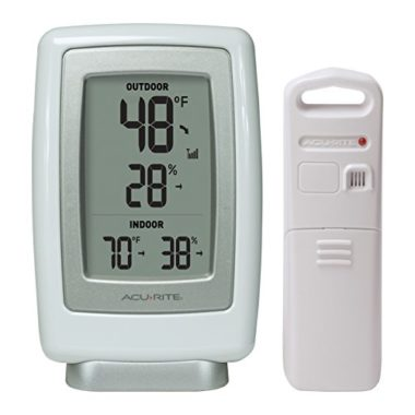 AcuRite 00611 Indoor Outdoor Thermometer