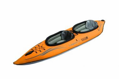 Advanced Elements Lagoon Tandem Ocean Inflatable Kayak